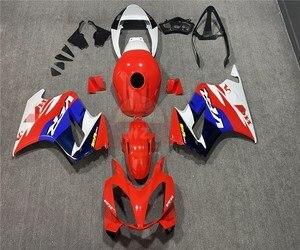 Image 1 - Honda için VFR800 VFR 800 2002 2003 2004 2005 2006 2007 2008 2009 2010 2011 2012 motosiklet kırmızı vücut ABS enjeksiyon kaporta kiti