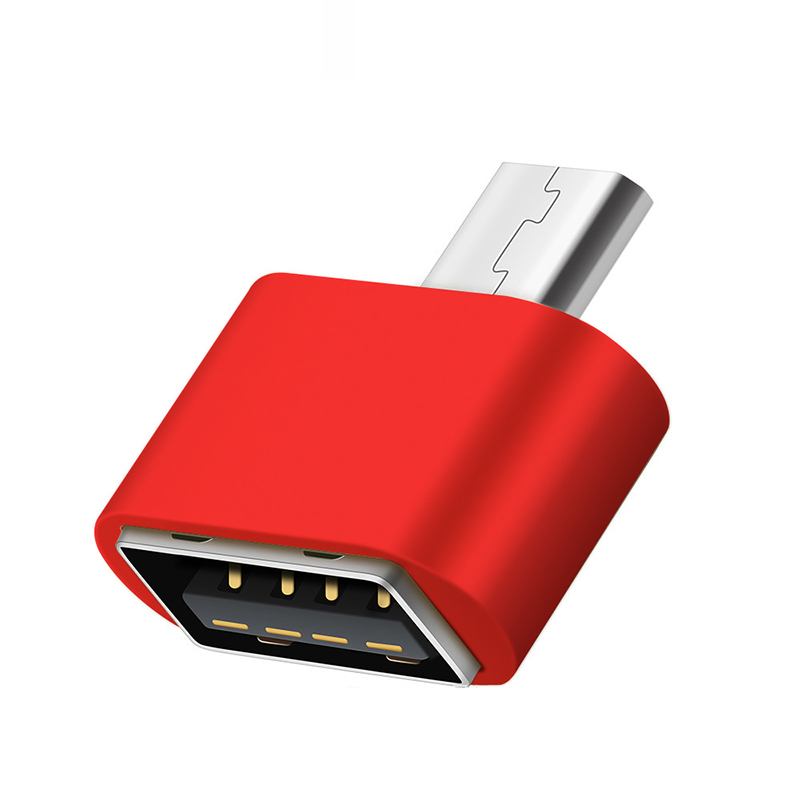 Mini Portable OTG Converter Micro USB Male To USB 2.0 Female Adapter Android Converter For Xiaomi Huawei Samsung