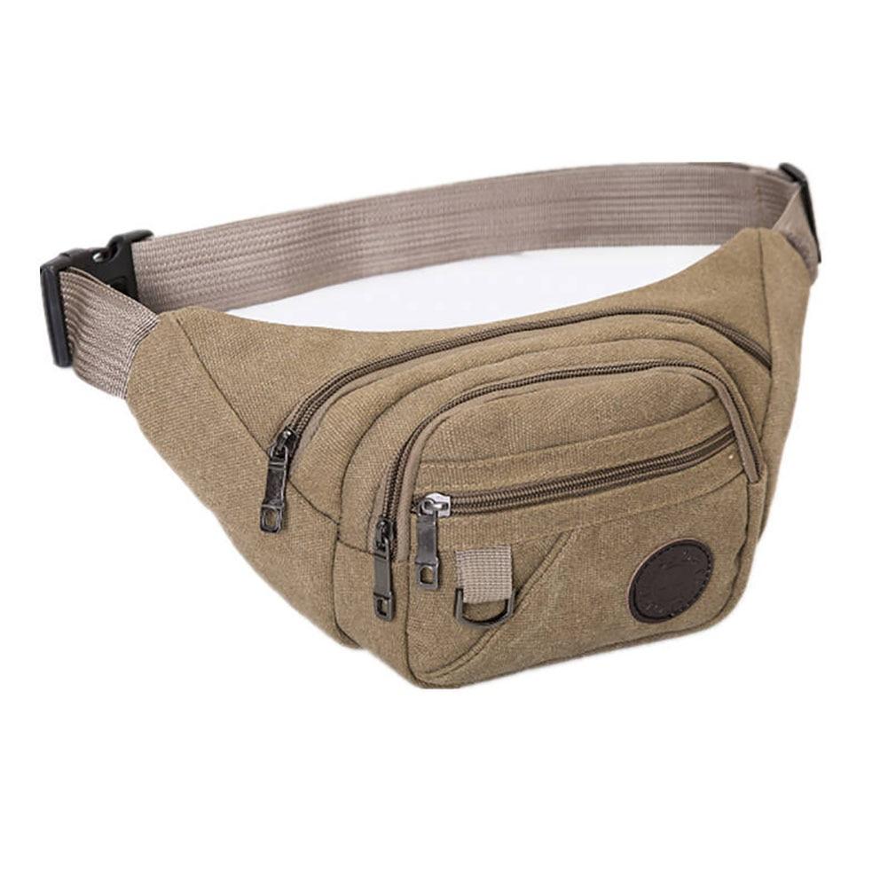 Men Women Waist Bags Sports Fanny Pack Running Hip Bum Bag Waist Packs For Hiking Cycling 1 Pcs