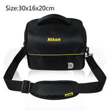 מתאים לניקון D7000 D90 SLR מצלמה תיק כתף נייד תיק מצלמה תרמיל תיק מצלמה תרמיל