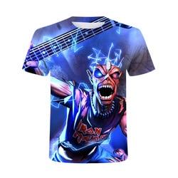 Nowy The Aliens letni mężczyzna krótki rękaw O-neck T-shirt dorywczo oddychająca męska topy tee moda drukowanie 3D t-shirty 2020