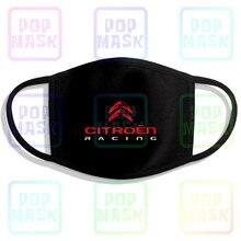 Citroen Racing Reusable Cotton Anti Pollution Face Mouth Mask