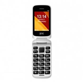 ZTC C232 Dual SIM White