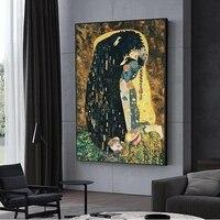 Póster Modular de Castillo móvil para sala de estar, arte de pared impreso en HD, pinturas de película de Anime, decoración del hogar