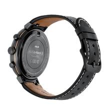 Del Cuoio genuino Watch Band Strap Per ASUS ZenWatch 3 WI503Q