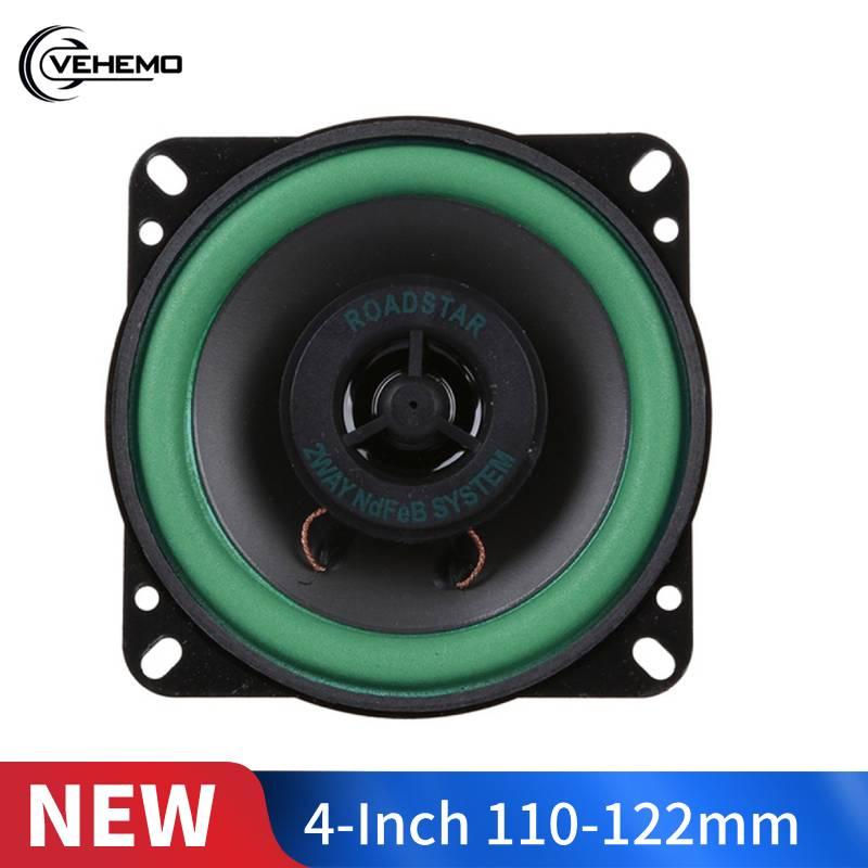 Vehemo Car-Speaker Bass Audio Waterproof High-End Electronic 88db