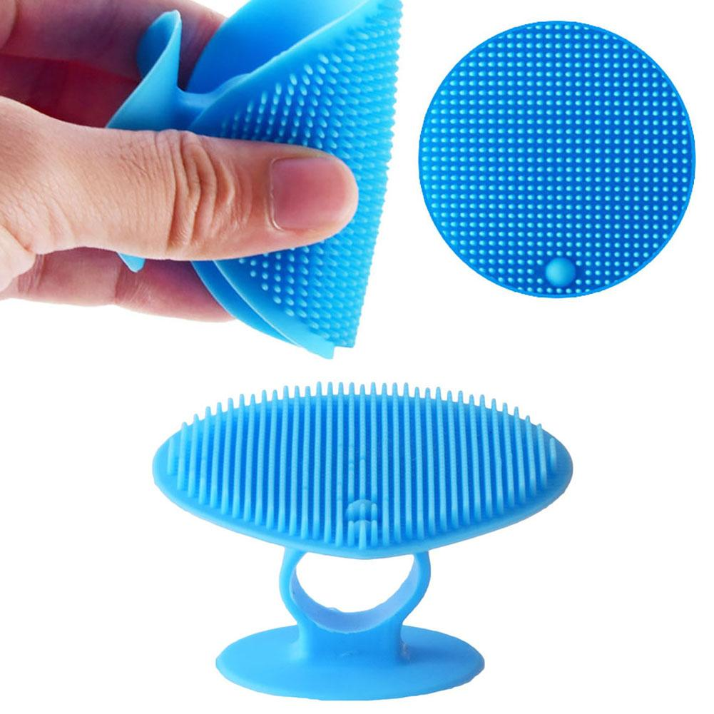 Joylife Silicone Beauty Washing Pad Face Massager Facial Exfoliating Blackhead Face Cleansing Brush Health Care