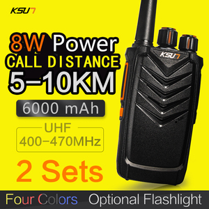 KSUN X30TFSI Ham Radio Comunicador Hf Transceiver Radio Scanner Two Way Radio Walkie Talkie