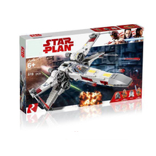 lepin 05040 star wars y star wing attack fighter building block brick diy toy educational gift compatible legoingly 10134 Compatible lepines Star Wars Order Poe's X Toys wing Fighter Building Block Bricks Educational Gifts StarWars