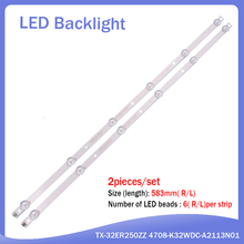 Led-Backlight-Strip K320WDC2B New for TX-32ER250ZZ 4708-k32wdc-a2113n01/K320wdc2b/K320wdc1/..