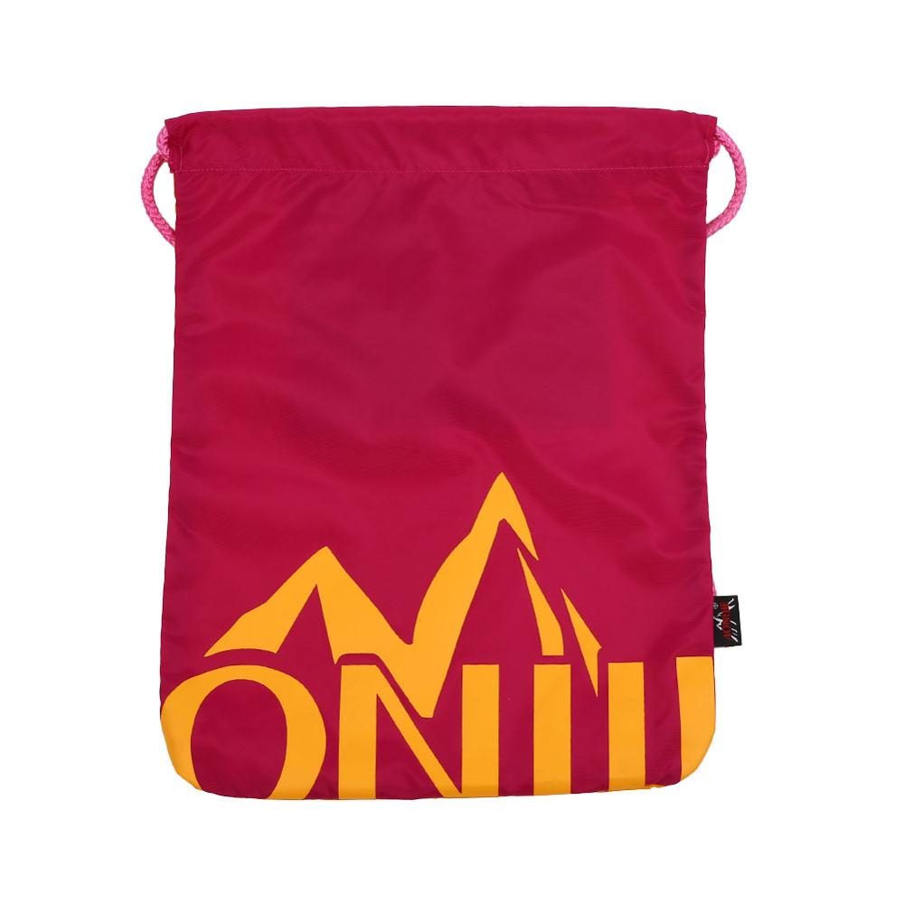 Outdoor Backpack With Drawstring