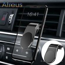 Air Vent Mount Stand Magnetic Car Phone Holder For Seat Ibiza Leon mk3 mk2 FR Mitsubishi Lancer 10 Outlander ASX Tesla model 3 s
