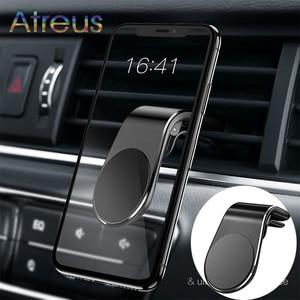 Air Vent Mount Stand Magnetic Car Phone Holder For Volkswagen Tiguan Scirocco VW Polo sedan Passat B5 B6 B7 B8 Golf mk3 4 7 5 6(China)