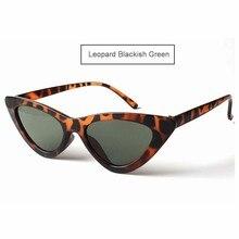 Vintage Cat Eye Sunglasses Women Shades For Lady And Gentleman Eyewear oculos de sol feminino UA400