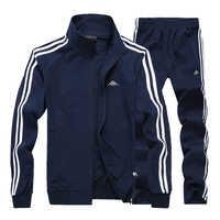 140kg Can Wear Sport Suit Men 8XL Loose Sweatshirt Set Classic Warm Gym Clothing Big Size Sportswear Male Jogging Sportsuit Sets