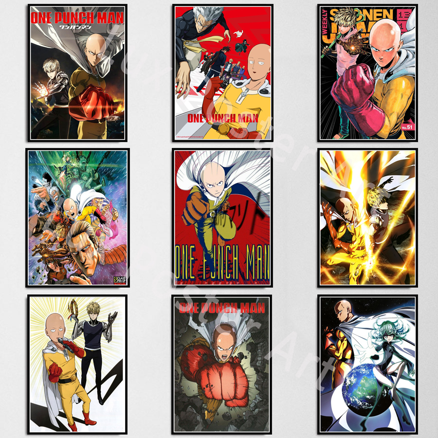 Hot Japan Anime one piece Art Silk Poster 12x18 24x36