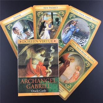 Nowy archanioła karty karty do tarota angielskie które przyjaciel imprezy rozrywka gry planszowe wróżby karty do gry tanie i dobre opinie CN (pochodzenie)