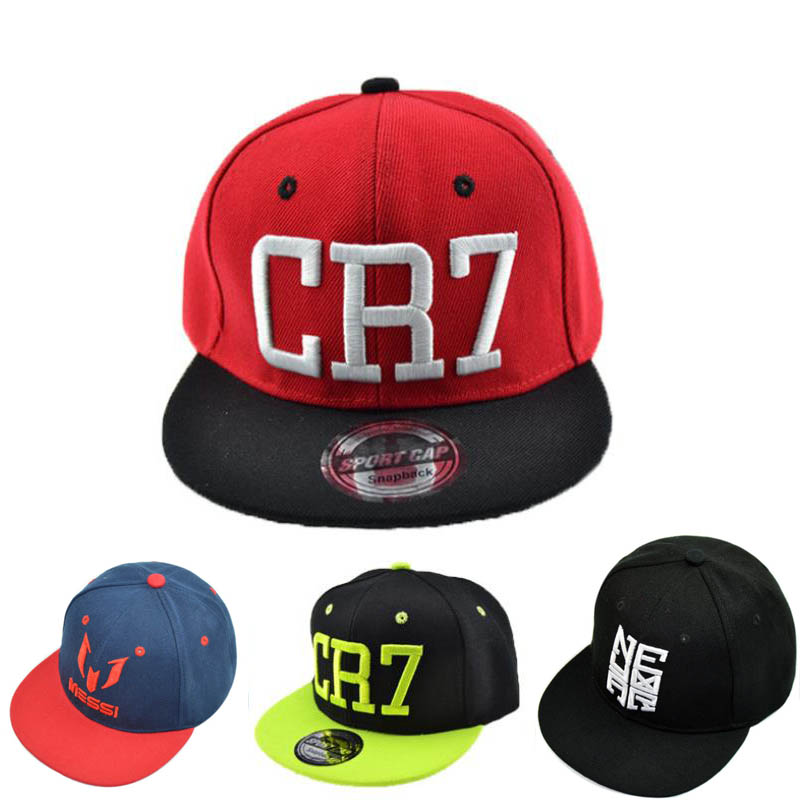 Neymar Baseball Cap hat hip hop Sport Snapback Football Soccer Unisex Adjustable