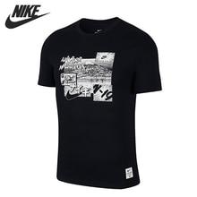 Original New Arrival  NIKE AS M NSW SS TEE AIR MAX 2 Men's T-shirts  short sleeve Sportswear original new arrival 2017 nike as m nsw tee air hybrid photo men s t shirts short sleeve sportswear