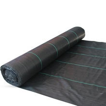 Barrier-Mat Control-Fabric Mulch Agricultural Weed Garden Black Cloth Plastic Orchard