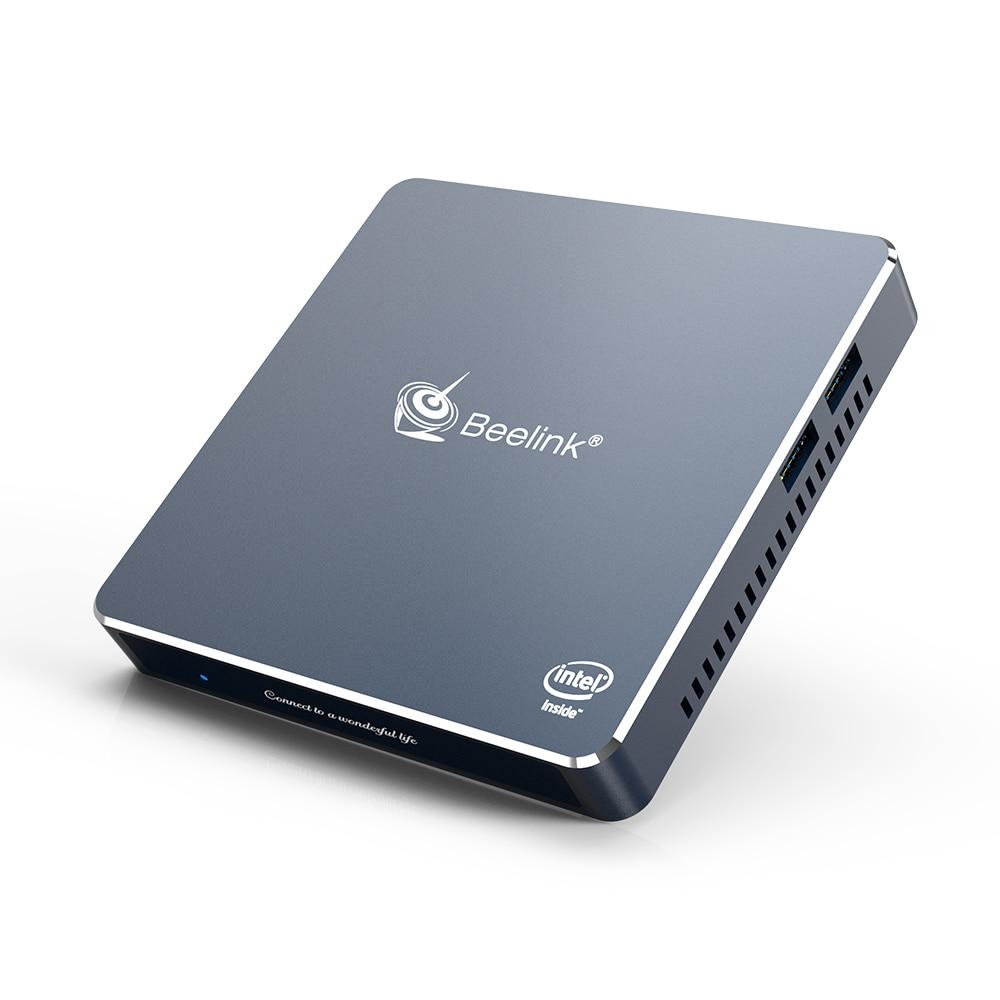 2020 novo gemini m portátil windows 10 mini pc 8gb 256gb processador intel j4125 4k inteligente computar jogador de mídia do jogo de computador vs gk55