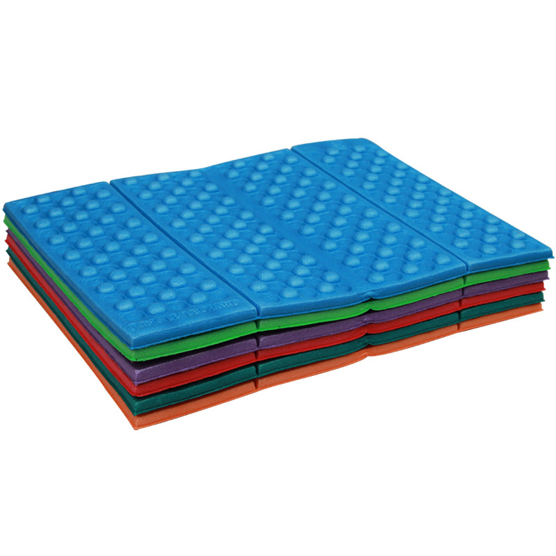 Foam Pad Outdoor Camping Travel Mats Cushion Folding Foam Seat Waterproof Portable Moisture-proof Hiking Picnic Seat