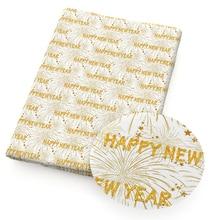 Sugar-Print Christmas-Bird Patchwork Fabric Sewing Tilda 100%Cotton-Fabric for Garment
