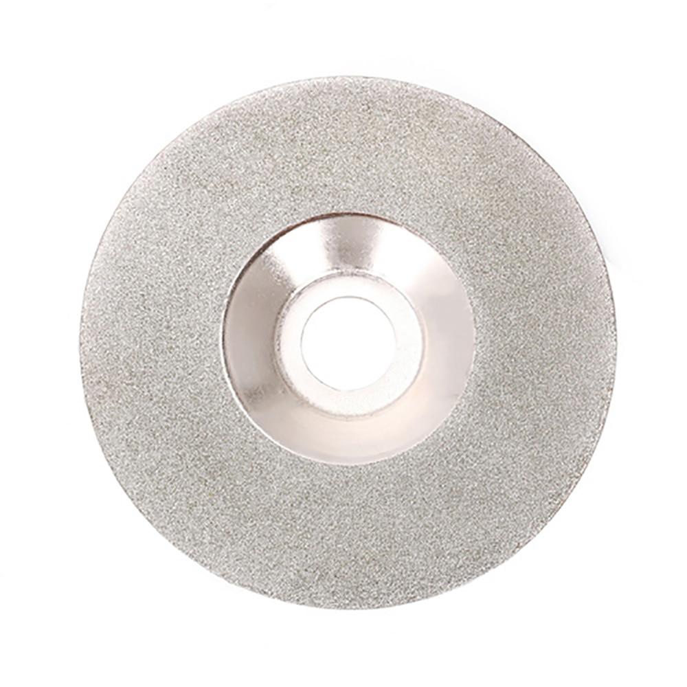 """5 """"125mm haute qualité disque de meulage 5 pouces diamant enduit meule disque meules pour outil de meuleuse dangle"""
