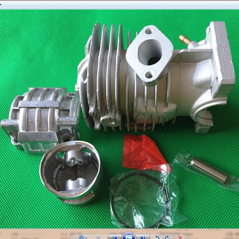CS-420 CS-4200 Cylinder Kit 41mm For ECHO Chainsaw CS4200 [#10020259530, #10000059531]