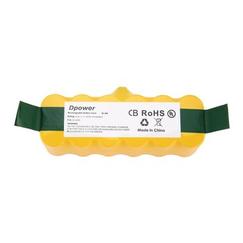 14.4V 4500mAh Ni-MH Vacuum Cleaner Battery Replacement Suitable for Irobot Roomba 500 series - discount item  30% OFF Household Merchandises