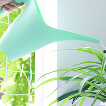 цена на Creative Plastic Watering Can Flower Watering Kettle Home Garden Patio Irrigation Watering Pot Long Mouth Gardening Tools
