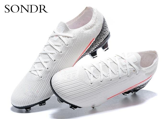 Soccer Shoes For Men Kids Indoor Football Shoes Sneakers Turf Futsal Original Football Boots Comfortable Waterproof