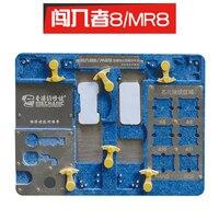 MECHANIC intruder 8(MR8) iPhone motherboard maintenance planting tin platform A8 A9 A10 A11 6-8 generation repair tools
