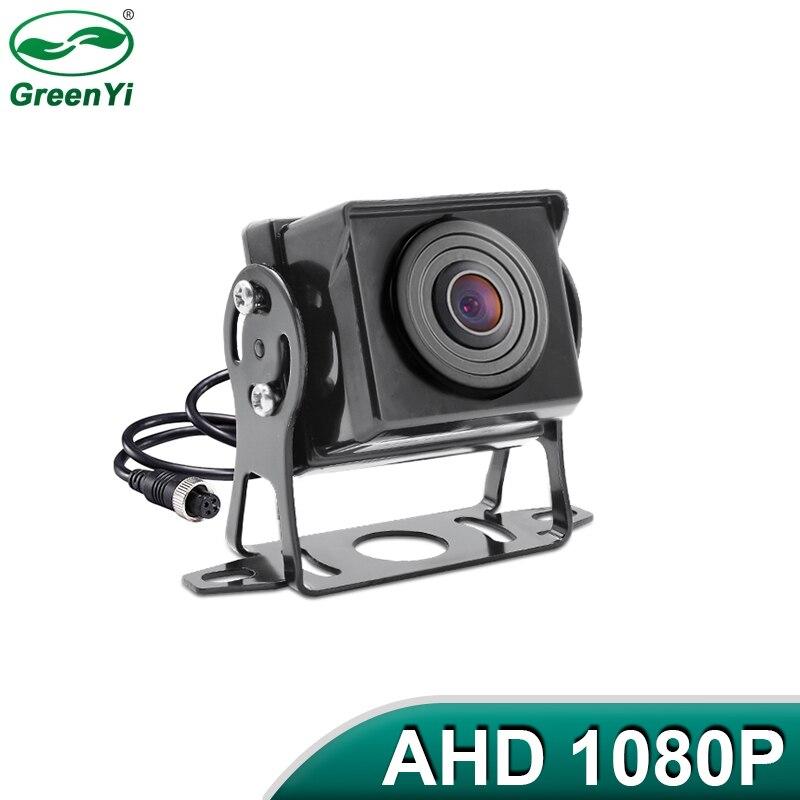 2020 новая HD AHD 1920*1080P Starlight ночное видение для грузовиков автобусов заднего вида автомобиля AHD камера заднего вида