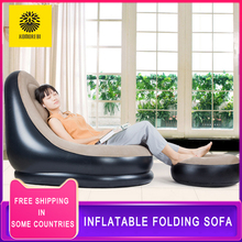 family inflatable lounger lazy…