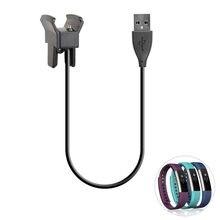 Cable de carga USB de repuesto para reloj inteligente Fitbit, cargador de diseño con Clip USB de Alta calidad