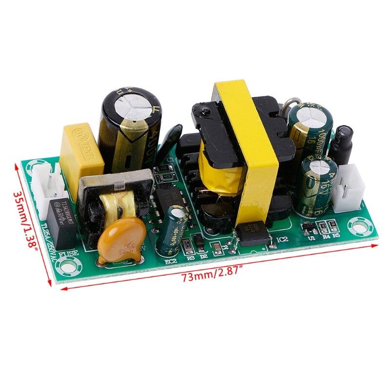 24w 12v/2a переключение Питание модуль голой цепи 110/220v to12v