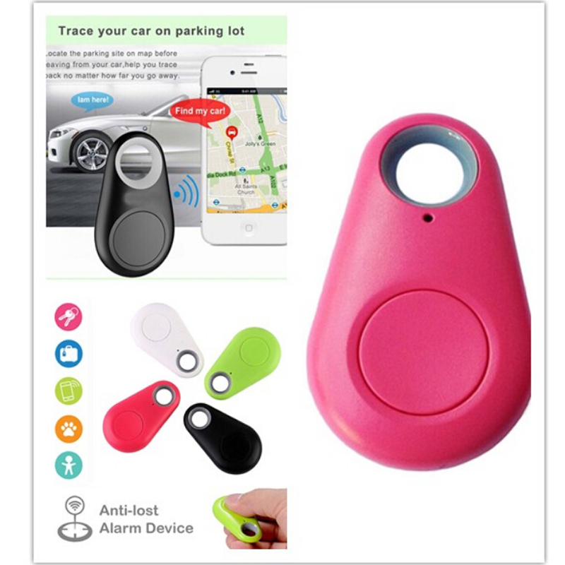 Alarm Key Pet Gps Tracker Child Pet Finder Spy Mini Tracking Finder Device Auto Car Pets Kids Motorcycle Tracker Track image