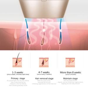Image 3 - Urządzenie do depilacji IPL System depilacji laserowej depilator kobiece włosy trymer golarka Razor IPL Depilador odmładzanie skóry