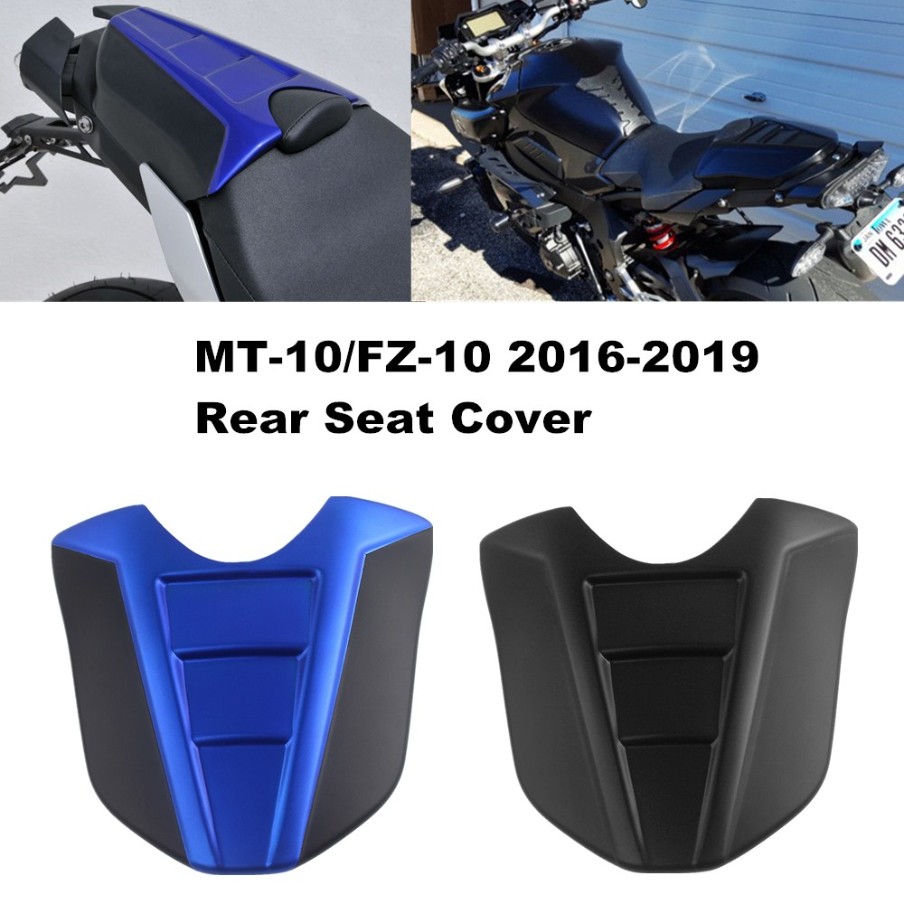 Motorcycle Rear Solo Passenger Seat Cover Cowl Pillion For Yamaha FZ MT 10 FZ-10 MT-10 FZ10 MT10 2016 2017 2018 2019