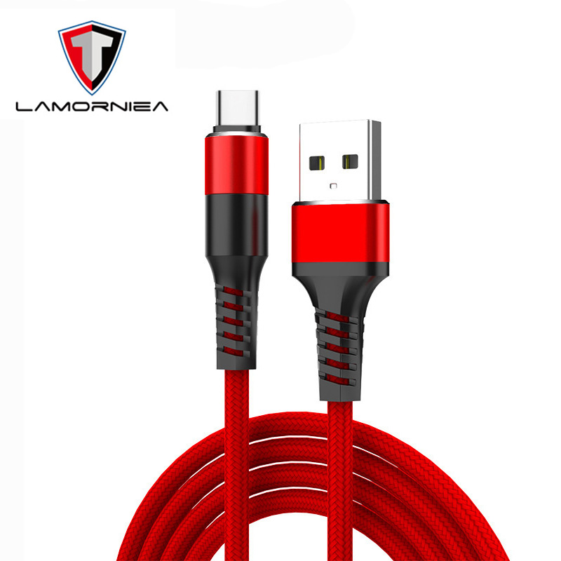 USB Cable Fast Charging 3A Micro usb Cord For <font><b>Samsung</b></font> iphone Xiaomi huawei LG Oppo vivo Android Phone cable Micro usb charger image