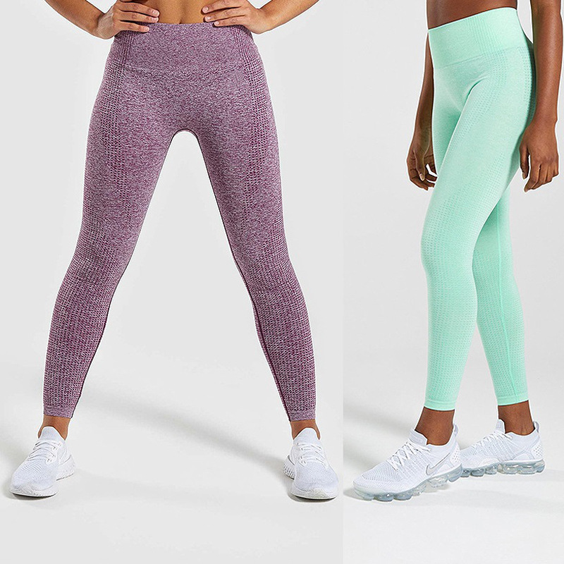 Mindstream Abdominal Yoga Gym pants Yoga Leggings Step For Exercise leggins Sport Women Fitness Elastic Waist Sweatpants Slim