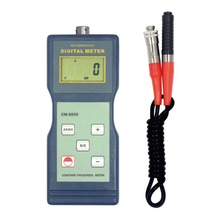 LANDTEK CM-8820 Accuracy Digital Coating Thickness Gauge(F Type) Use For Measure The Thickness Of Non-magneticmaterials.
