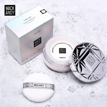 3 Colors Smooth Loose Powder Makeup Transparent Finishing Powder Waterproof Cosmetic Puff For Face Finish Setting With loose powder puff