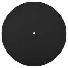 Reduce Shock Soft Mat Record Pad Home Vinyl Turntable Disc Anti Static Replacement Ultra Thin LP Player Accessories Revolving(China)
