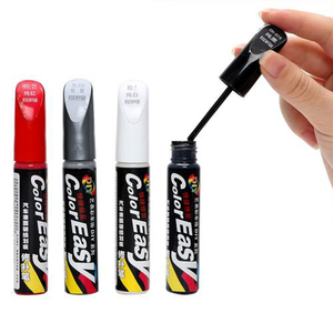 Image 1 - Waterproof Car Paint Scratches Repair Pen Brush  Paint Marker Pen Car Tyre Tread Care Automotive maintenance Tool 4 Colors