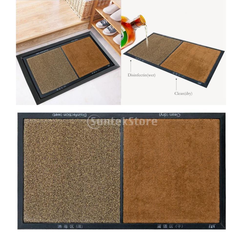 Disinfecting Doormat Sanitizing Floor