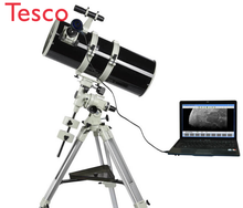 JAXY Professional Digital Refractor Astronomical Telescope WT800203EQ Used For Sky-Watching wnnideo 90x portable astronomical refractor tabletop telescope 360x50mm for kids sky star gazing