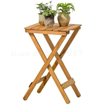 Folding Table, Simple And Portable Small Outdoor Household Fangyuan Surface Meal Tables And Chairs Stall Rental