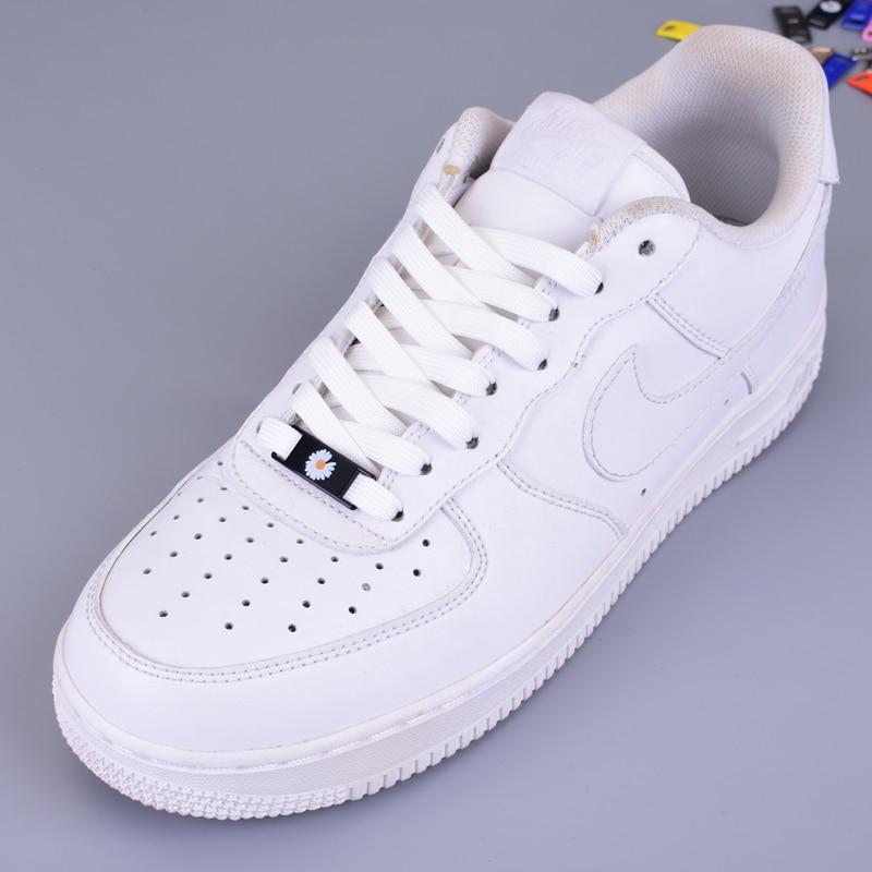 2pcs/pair Shoelace Buckle Metal